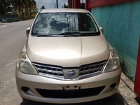 Nissan Tiida, 2010, unregistered