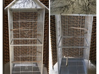 Used Bird Cage