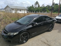 Honda Civic, 2009, PCN