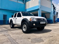 Nissan Frontier, 2014, TDD