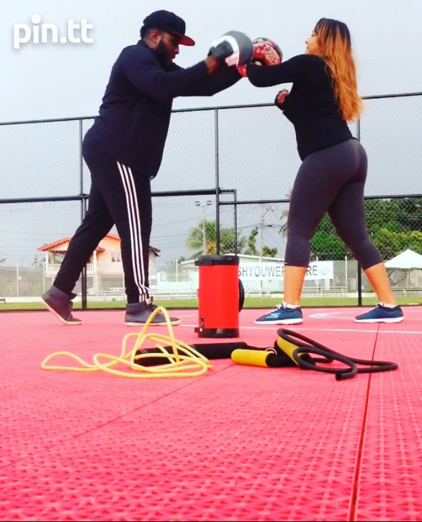 Strength endourance and kickboxing-6