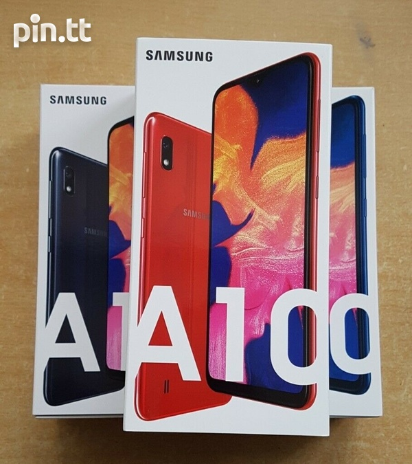 Samsung A10 brand new 32gb Special Offer