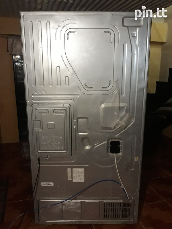 Samsung Chrome French Door Refrigerator-5