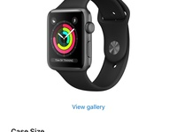 NEW Apple watches Series 3 42mm