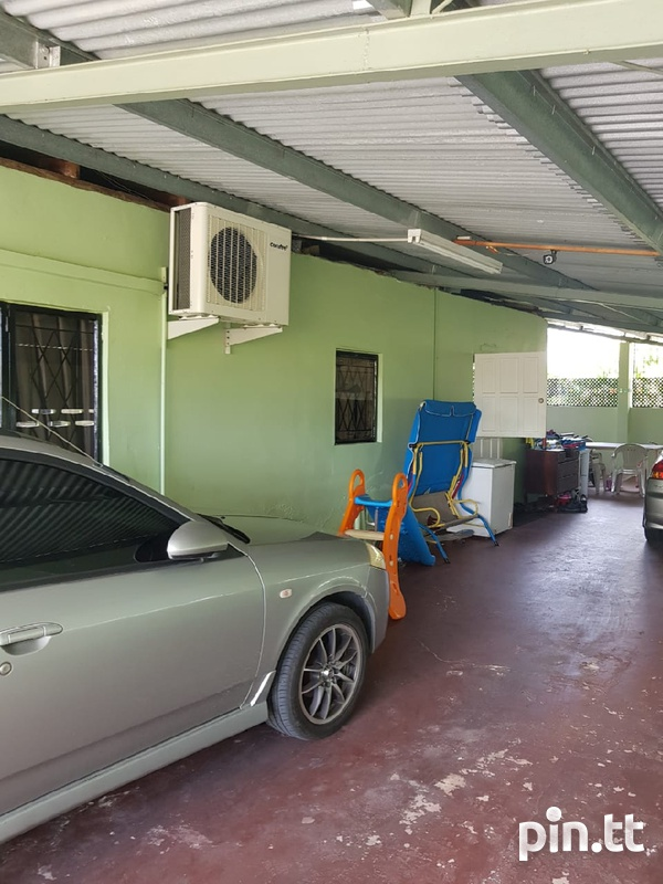 CHAGUANAS fully-furnished 3-bedroom house-1
