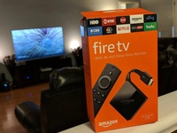Amazon Fire Tv Box 4k