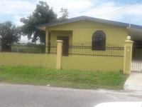 3 Bedroom Roystonia Couva