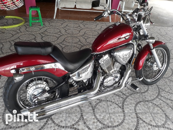 Honda Shadow, 2002, PBO-2