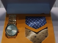 Raymond Charles gift watch set