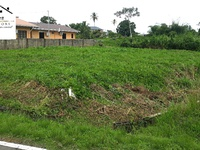 7,800 sf land Brazil village