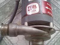 1.5hp Industrial Series Teel Pump