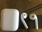 Real Apple Airpods fully working slightly used