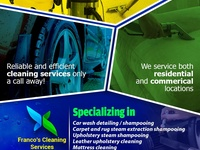 Franco's Cleaning Services