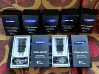 Original Samsung Type C Fast Chargers Brand New Each