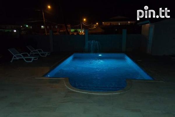 Tobago 4 bedroom house with pool-8