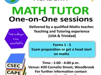 Maths Tutor - Success Guaranteed