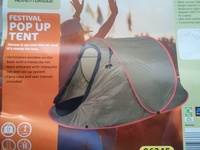 NEW POP-UP CAMPING TENTS