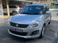 Suzuki Swift, 2014, PDD