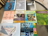 Used form 2 books