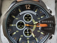 Diesel Mega - NEW and authentic watch still in box with tags.
