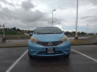 Nissan Note, 2013, PDP