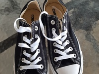 Female converse size 7, never used