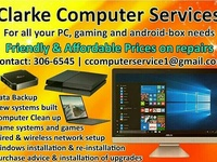 Computer services and repairs