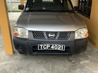 Nissan Frontier, 2009, TCP