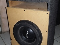 10inch box and speaker