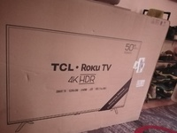 50inch TCL