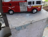 Fire fighter bus