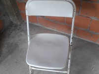 Used folding chairs