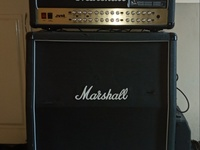 Marshall JVM 410H and Cab