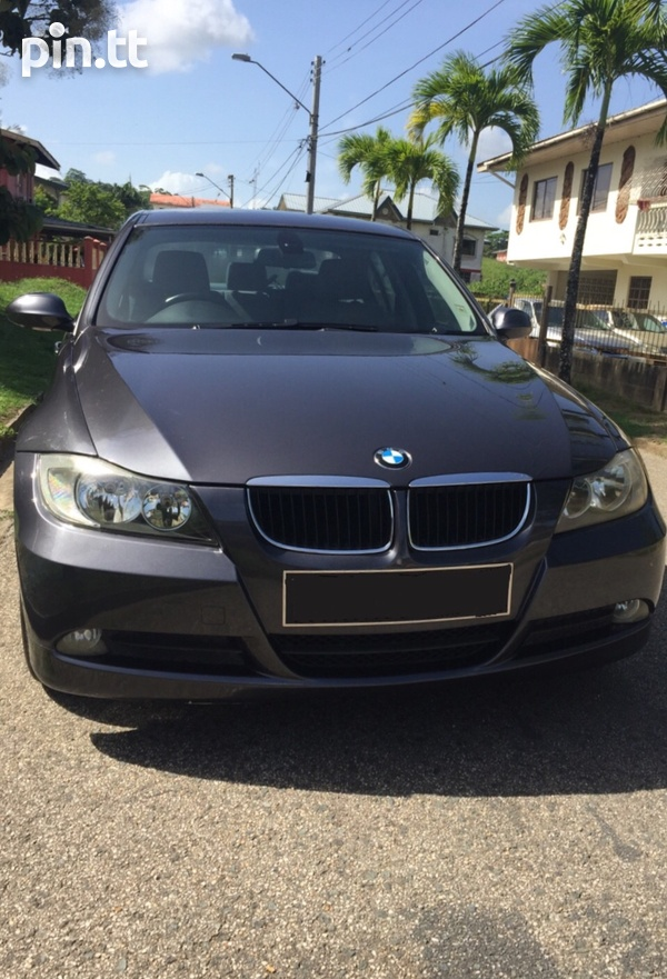 BMW 3-Series, 2010, PCK-1