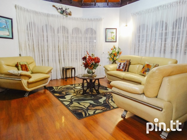 Trincity - Fully Furnished 3 Bedroom Home-1