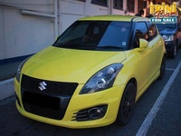 Suzuki Swift, 2015, Sport