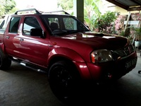 Nissan Frontier, 2012, TCE