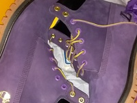 Purple Tim's size 9 new
