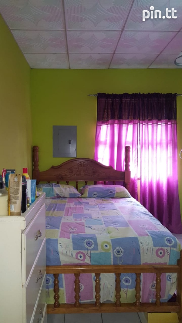 CHAGUANAS fully-furnished 3-bedroom house-4
