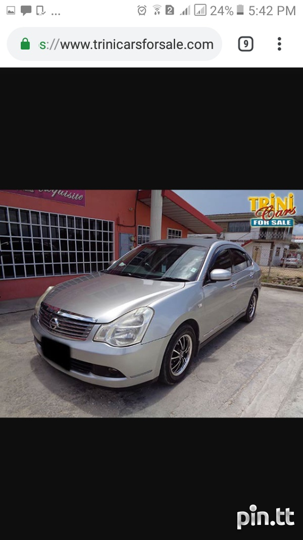 Nissan Sylphy, 2006, PCT-1