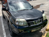 Nissan X-trail, 2004, PBS