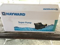 Haywood 1.5HP Super Pump