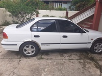 Honda Civic, 2001, PBK