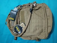 CamelBak Large Capacity Mil Spec Hydration Backpack