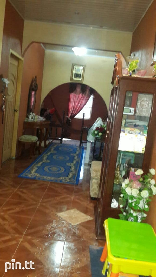Fully furnished house-7