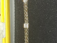 22K Gold Plated Brazilian Anklet