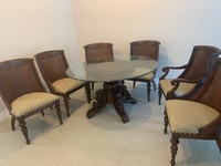 6 Seater Dining Room Set from MiCasa