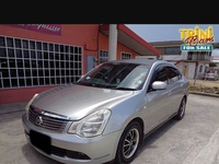 Nissan Sylphy, 2006, PCT