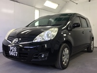 PDS NISSAN NOTE