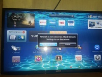 40inch Samsung smart tv